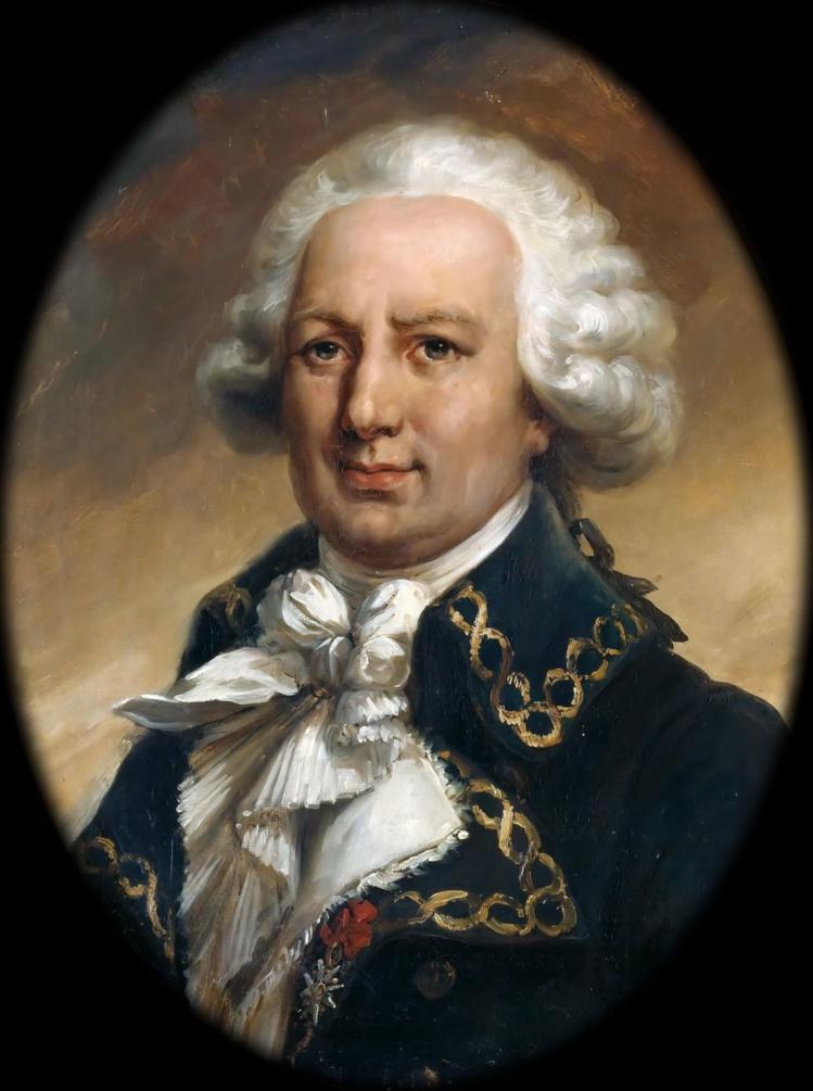 Louis-Antoine de Bougainville accepta, en apparence, de se retrouver avec une femme à bord d'un de ses navires. Mais il débarqua le couple à l'île Maurice.