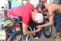 La mécanique, outil de prévention pour 30 jeunes des quartiers de Papeete