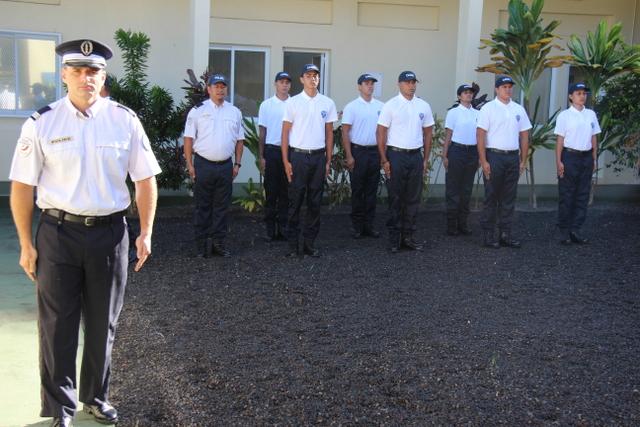 Aucun recrutement de cadets ne devait intervenir avant 2017, le pacte national de sécurité va finalement permettre de donner leur chance à neuf candidats dès cette année.