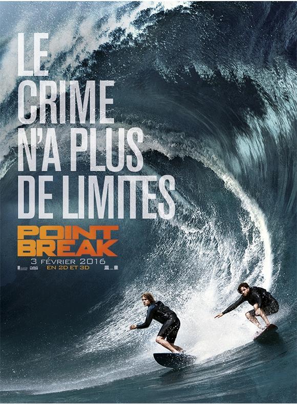"""""""Point Break"""" : l'avant-première va déferler sur le grand écran le 4 février"""