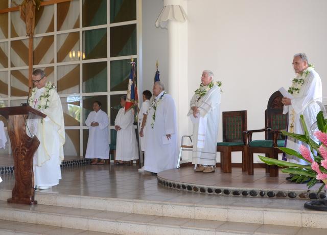 La Sainte-Geneviève est célébrée depuis 50 ans en France et partout dans le monde ou des gendarmes sont engagés.