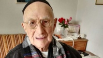 Un survivant de l'Holocauste pourrait être le plus vieil homme du monde (Guiness)