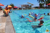 """Papeete Aqua Festival"" rassemble 230 sportifs pour sa première édition"