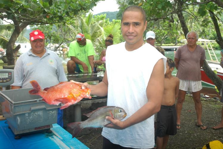 Steeve Tetuanui reste un grand favori aussi pour ce championnat. déjà champion de Polynésie en individuel, il a été présent sur chaque podium ces deux dernières années.