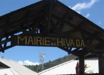 Marquises : deux familles sinistrées par de fortes pluies à Hiva Oa