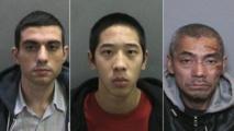 """Californie :  trois """"dangereux"""" évadés activement recherchés"""