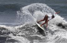 """Ouverture du championnat de Tahiti  """"Coca-Cola Teen Surf Session"""""""