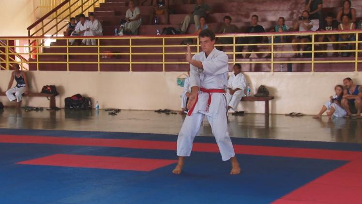 Karate : Belle participation au championnat de Polynésie de Kata