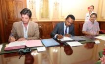 Logement social : le Pays signe une convention avec la SAS Puna Ora