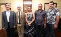 Mise en place d'un brevet et d'un diplôme des métiers d'art au centre des métiers d'art de la Polynésie française