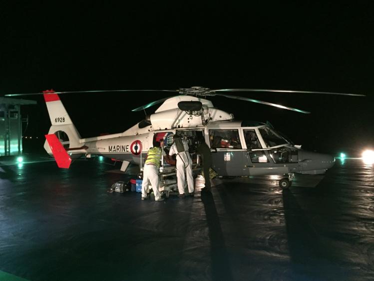 En 2015, 89 évacuations médicales ont été menées par les FAPF et déjà 9 depuis le début de l'année. Ce sont autant de personnes secourues.