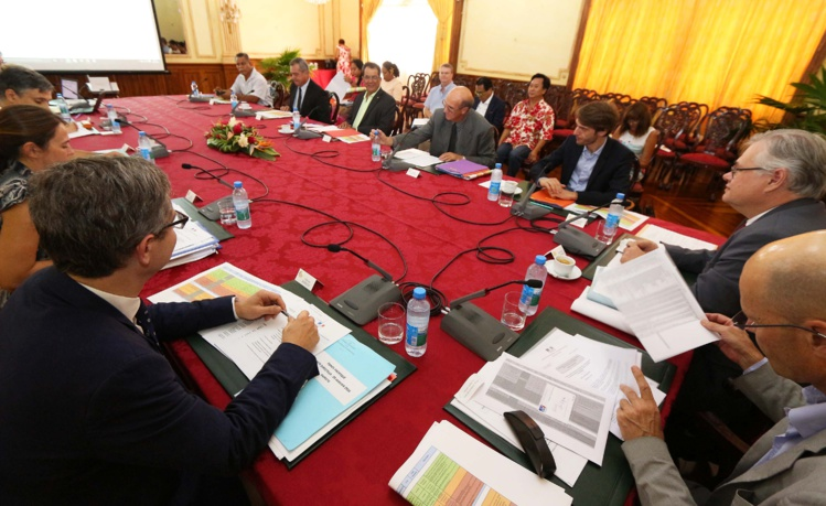 Le Fonds de coopération économique attribue 158,3 millions Fcfp à 39 projets