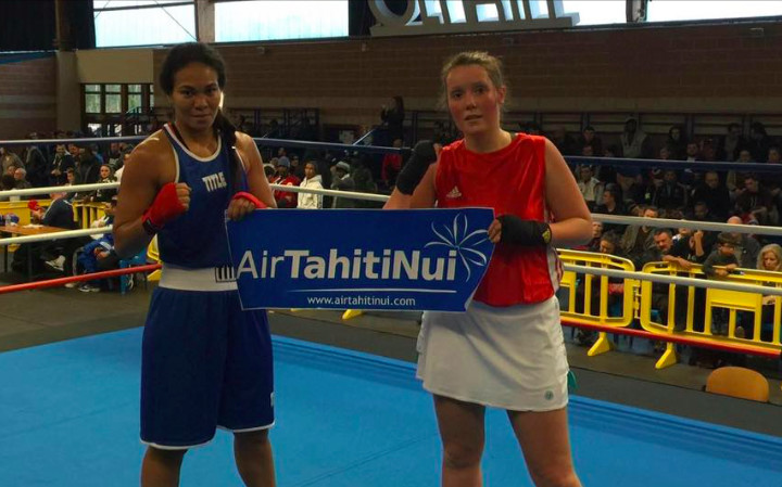 Boxe « Championnats de France » : Edith Tavanae expéditive…