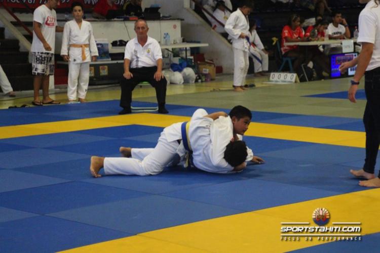 Judo « Ethik Judo Challenge » : Grosse participation chez les plus jeunes