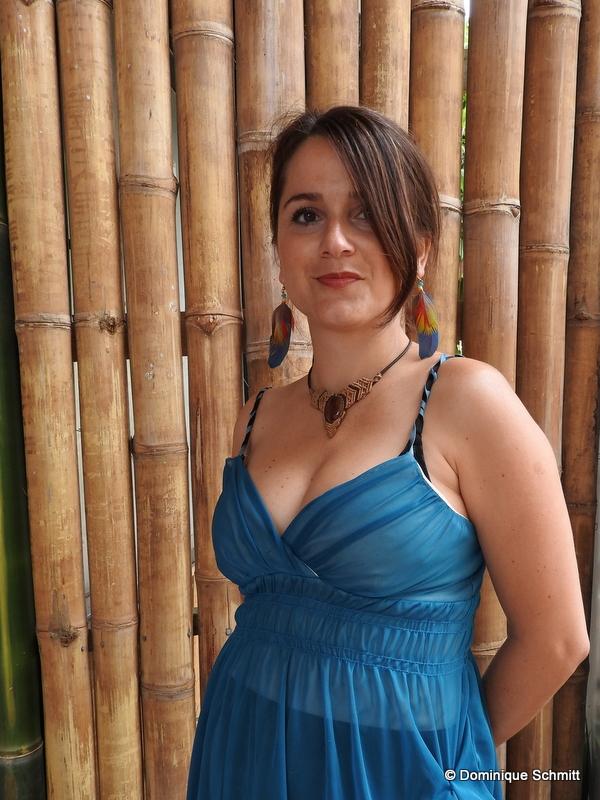 Résidant en Nouvelle-Calédonie, Sydélia Guirao a déjà écrit plus de 300 scénarios.