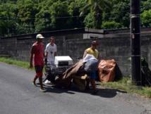 """Pirae lance son opération de nettoyage : """"Je débarrasse mon quartier"""""""