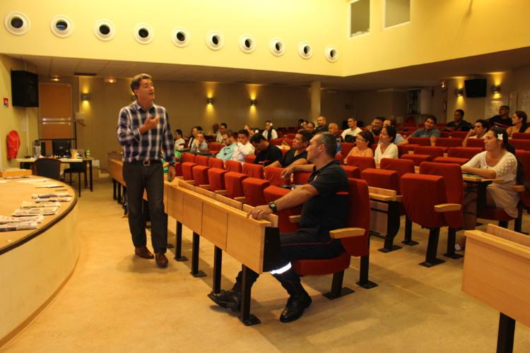 Un séminaire pour les formateurs occasionnels du CGF