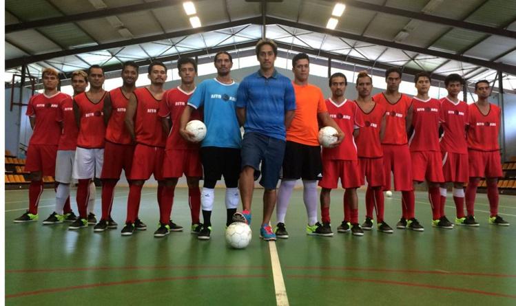 Futsal – Championnat OFC 2016 : Les Aito Arii ont besoin du soutien de la Polynésie