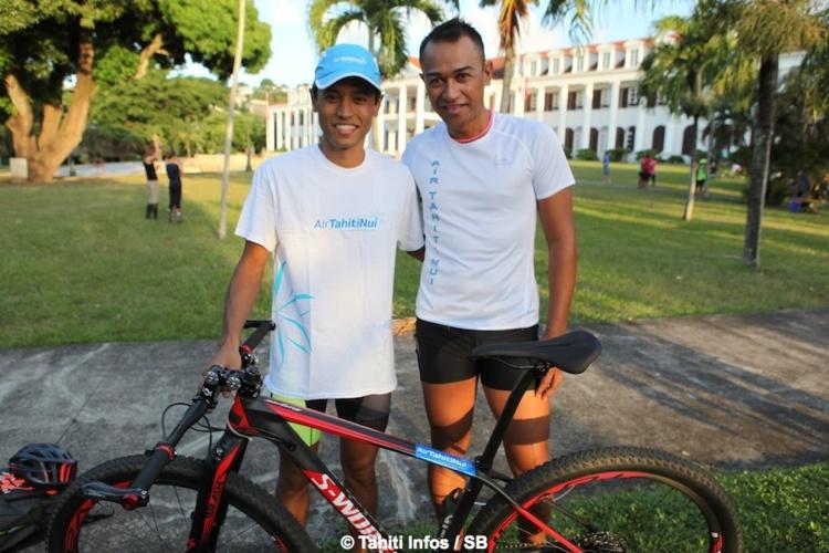 Cédric Wane vient d'être promu ambassadeur ATN pour le triathlon