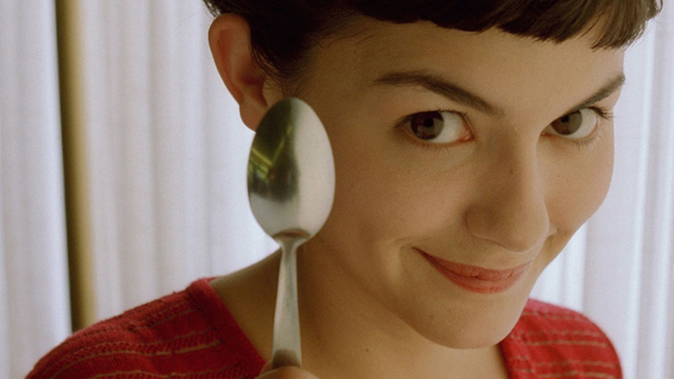 """Vingt-cinq bandes annonces du cinéma, comme """"Le fabuleux destin d'Amélie Poulain"""", seront projetées sur un grand écran."""