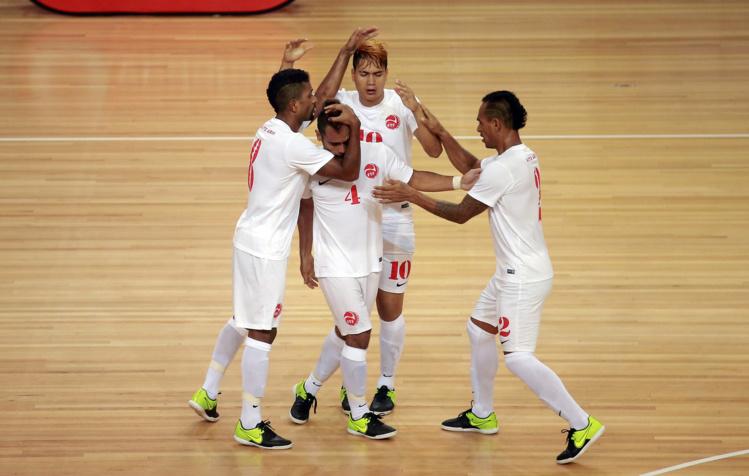 Futsal « championnat OFC » : Première victoire enregistrée par les Aitoarii