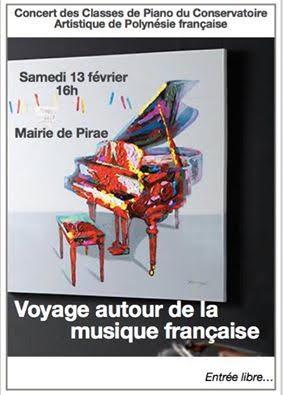 Concert samedi des jeunes pianistes du Conservatoire