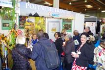 La Délégation de Polynésie française présente au salon de la gastronomie des Outre-mer
