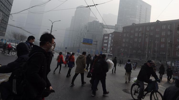 La pollution fait 5 millions de morts dans le monde, la moitié en Chine et Inde