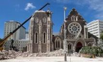 Nouvelle-Zélande: Un séisme de magnitude 5,8 touche Christchurch