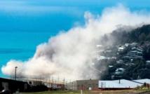 La terre tremble à Christchurch et rouvre des plaies