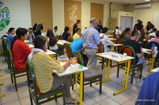 Les classes préparatoires demandent beaucoup de travail aux élèves mais offrent une solide préparation aux concours des grandes écoles.Photo d'archives
