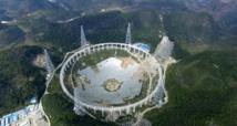 Chine: près de 10.000 déplacés pour faire place à un téléscope spatial géant