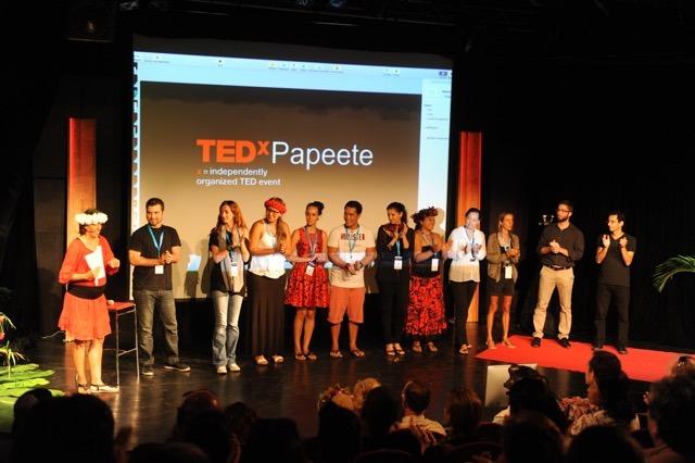 Le prochain TEDxPapeete c'est samedi !
