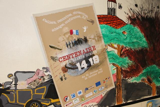 Les lycéens de Saint-Joseph reçoivent leurs correspondants européens