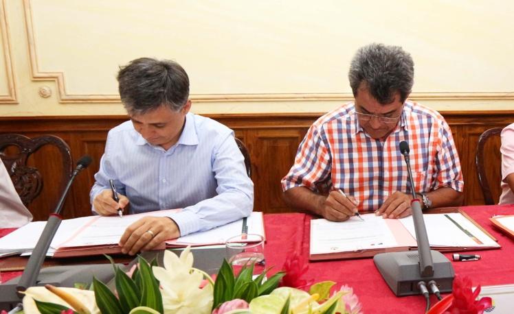 Contrat de projets et troisième instrument financier (3IF) : les premiers investissements de 2016
