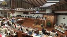 Les représentants de l'assemblée de la Polynésie siégeaient ce mardi pour la seconde séance de la session extraordinaire.