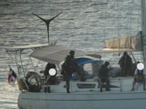 Saisie record de cocaïne aux Gambier : les trois convoyeurs sud-américains en route pour Nuutania