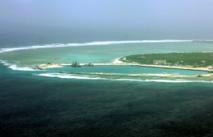 Pékin déploie des missiles sur une île disputée de mer de Chine du sud, selon Taïwan