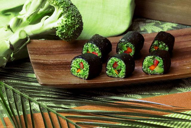"La ""raw food"" aux ""Ateliers Healthy"" de Red zone"