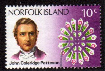 L'île de Norfolk a rendu un hommage au premier évêque de Mélanésie à travers un timbre.
