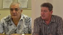 Guy Stalens, directeur général et Bruno Marty, président du conseil d'administration de la TEP devraient quitter prochainement leurs postes.