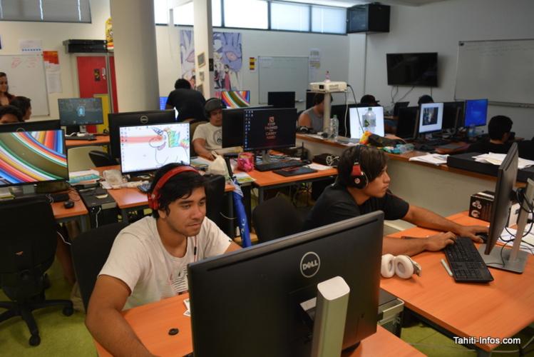 Les padawans de Poly3D ont tendance à passer énormément de temps dans leur studio. Vous êtes prévenus…