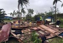 Les Fidji pansent leurs plaies après le passage d'un violent cyclone