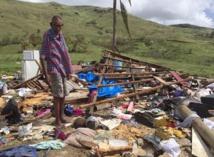 Cyclone Winston aux Fidji: le bilan s'alourdit