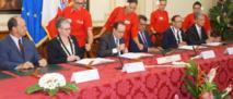 Deux conventions de financements signées avec la Socredo