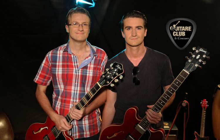 Philippe et Bertrand