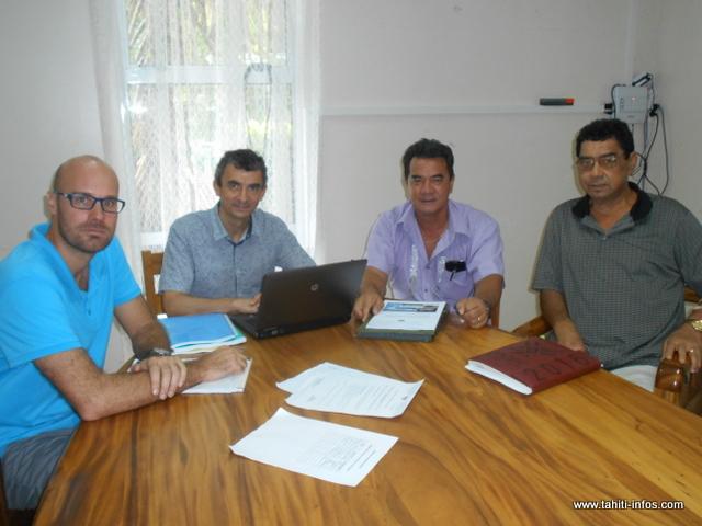 Gestion de l'eau à Moorea : qui se chargera de cette mission à partir du 1er juillet ?