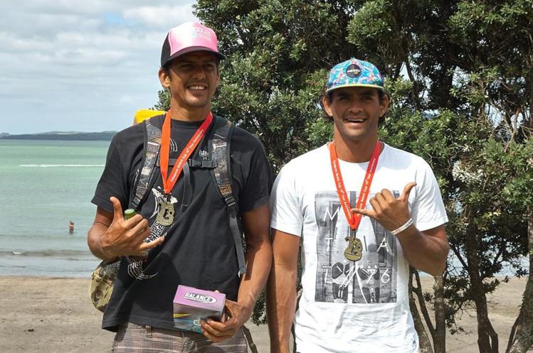 Va'a : Tahiti en force à la Takapuna Beach Cup 2016