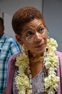 """George Pau Langevin : """"Aujourd'hui, on a vu la Polynésie qui travaille, la Polynésie qui crée"""""""