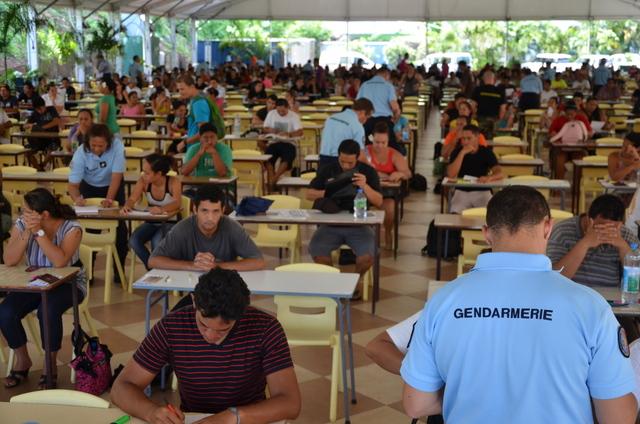 Les inscrits doivent se présenter lundi à 9 h 30 au gymnase de l'AS Dragon à Titioro, même sans leur convocation.